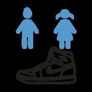 Zapatillas Baloncesto para Niños y Niñas