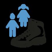 Botas Montaña para Niños y Niñas