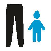 Pantalones y Mallas para Niños