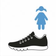 Zapatillas Runnig Niñas