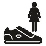 calzado deporte mujer