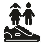 Calzado Deportivo Niños y Niñas