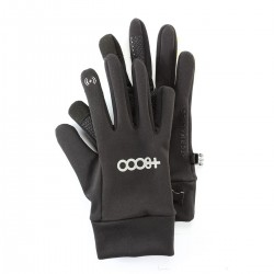 GUANTES +8000 8GN1902 NEGRO