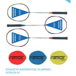 RAQUETA BADMINTON ATIPICK -...